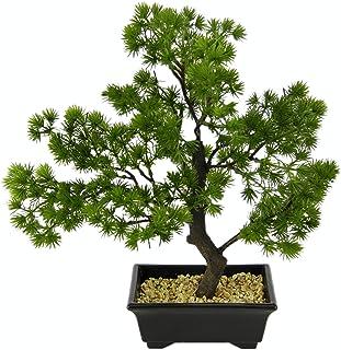 Flair Flower Künstlicher Bonsai Baum in Schale aus Kunststo
