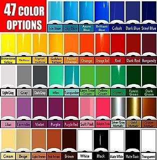 Best oracal 651 vinyl color chart Reviews