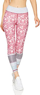 Dharma Bums Women's High Spirits High Waist Printed Legging - 7/8