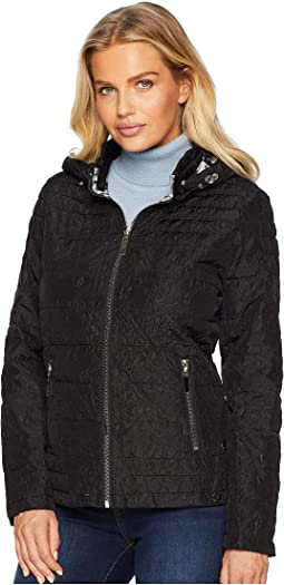 Detachable Hood Puffer