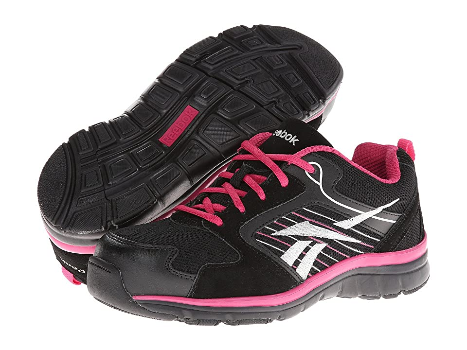 Reebok Work Anomar (Black/Pink) Women