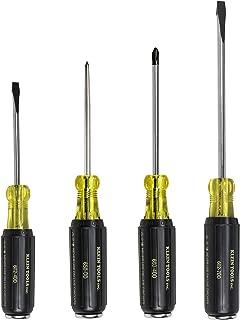 Klein Tools 602-4DD + 602-7DD + 603-4DD + 650DD Demolition Drivers 4PC Set