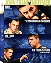 Ronin / The Manchurian Candidate / The Train / The Young Savages