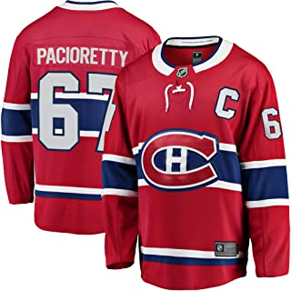Max Pacioretty Montreal Canadiens #67 Red Home Youth Premier Player Jersey