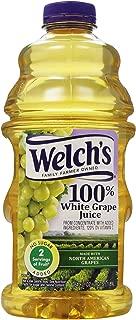 Welch's 100% White Grape Juice, 64 oz