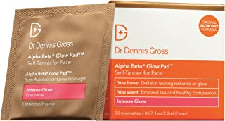 Dr Dennis Gross Skincare Alpha Beta Glow Pad for Face