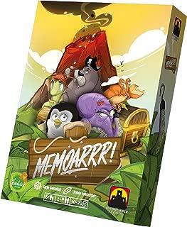 Memoarrr! Game