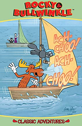 Rocky & Bullwinkle: Classic Adventures (English Edition)