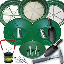 ASR Outdoor Ultimate Gold Prospecting Kit for Beginners and Kids 19pc