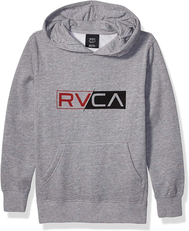 RVCA Boys' Big Logo Pack Hooded Sweatshirt