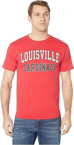 Louisville Cardinals Jersey Tee