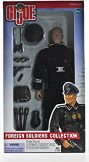 GI Joe German Panzer Tank Sergeant-Major 12