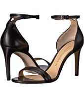 Narcissus Ankle Strap Open Toe Heel