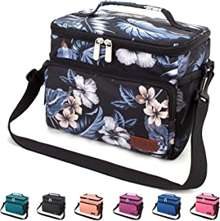 hawaiian insulated lunch bags