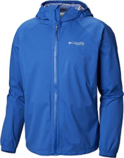Columbia Men's PFG Tamiami Hurricane Jacket, Waterproof & Breathable