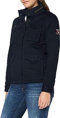 Superdry Classic Rookie Borg Jacket Veste transitionnelle Femme
