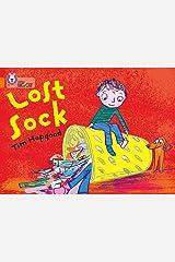 The Lost Sock: Band 06/Orange (Collins Big Cat) Kindle Edition