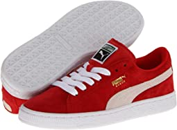 Puma Kids Suede Jr (Little Kid/Big Kid)