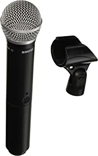 Shure BLX2/PG58 Handheld Wireless Microphone Transmitter with PG58, H9