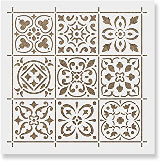 mosaic tile templates