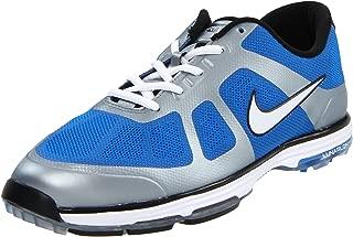 Men's Nike Lunar Ascend-M, Soar/White/Metallic Cool Grey/Black 8.5 M US