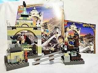 Harry Potter Lego Gringotts Bank