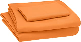 Best orange twin sheet set Reviews