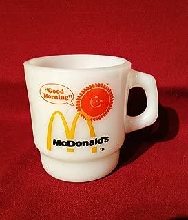 vintage mcdonalds mug