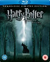Harry Potter and the Deathly Hallows Part 1 - Limited Edition Triple Play Steelbook