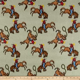 ride em cowboy fabric