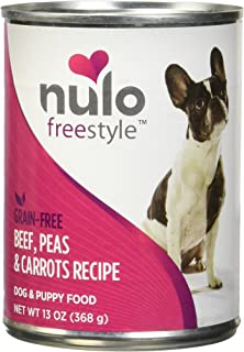 Nulo Freestyle Beef Vegetables Recipe