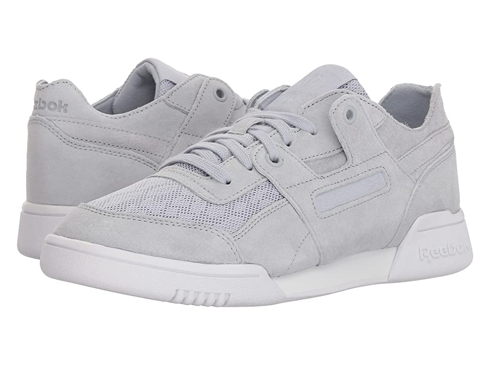 Reebok Lifestyle Workout Lo Plus Cold Pastel (Cloud Grey/White) Women