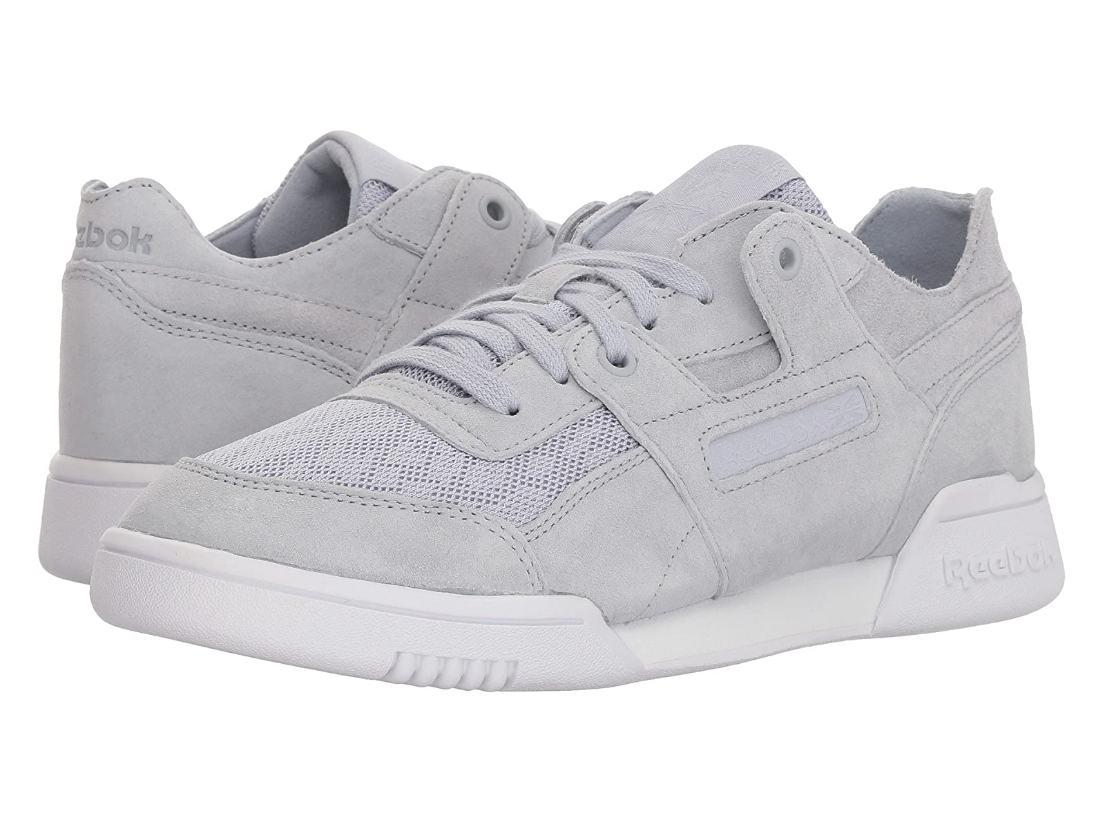 Reebok Lifestyle Workout Lo Plus Cold PastelAtmospheric grades have affordable shoes