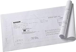 Kohler K-591-NA Underscore 5.5Ft Undermount Installation Kit, Not Applicable