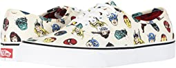 Authentic X Marvel Collab