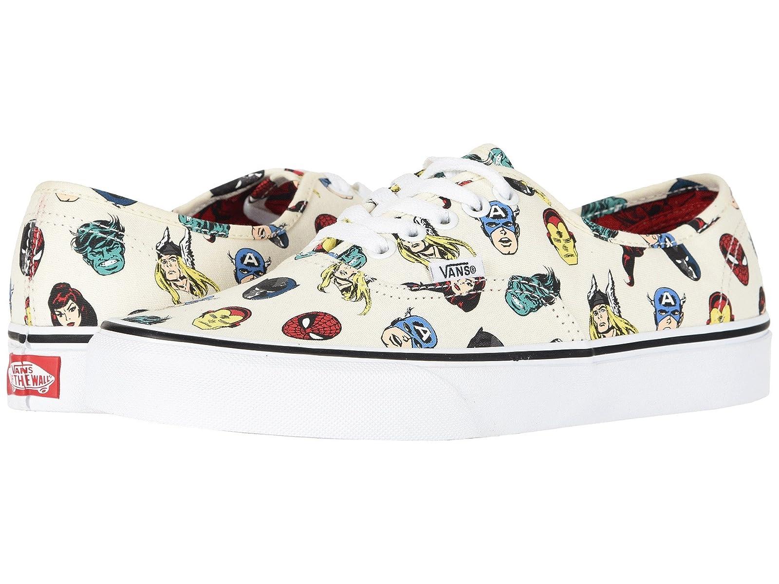 Vans Authentic X Marvel CollabAtmospheric grades have affordable shoes
