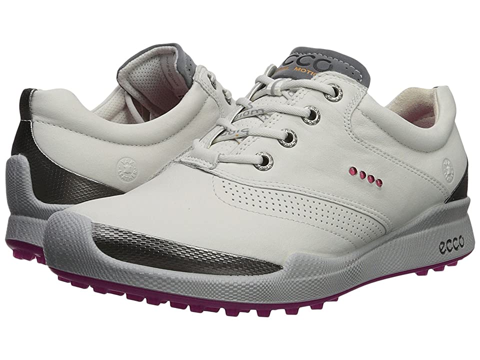 ECCO Golf Biom Golf Hybrid (White/Candy) Women