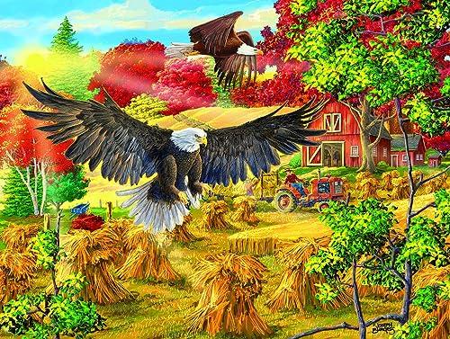 muchas concesiones SunsOut 38836 - Burgess  águilas - - - puzzle 500 piezas  buena calidad