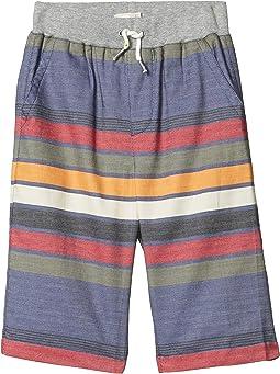 Noah Stripe Pull-On Shorts (Toddler/Little Kids/Big Kids)