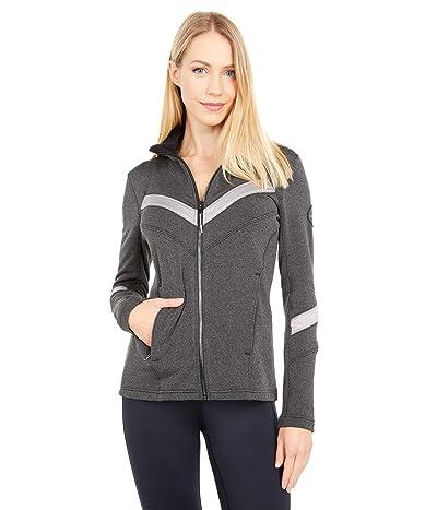 Obermeyer Shimmer Fleece Jacket (Black) Women
