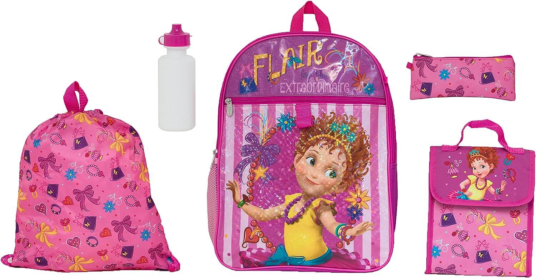 Disney Fancy Nancy 5 Pc Set Backpack Backpack