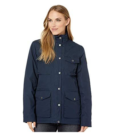 Fjallraven Raven Padded Jacket (Night Sky) Women