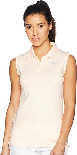Dry Polo Sleeve Sub Print