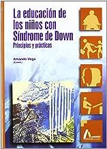 La Educacion de Nios Con Sindrome de Down (Spanish Edition)