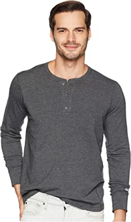 b6fa460ca The north face long sleeve crag henley + FREE SHIPPING | Zappos.com