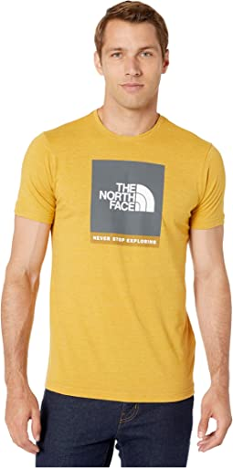 dadddfc60 The North Face. Short Sleeve Half Dome T-Shirt. $27.95. New. Golden Spice  Heather/Asphalt Grey