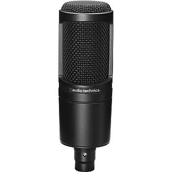 audio-technica オーディオテクニカ コンデンサーマイクロホン AT2020 動画配信・宅録・ポッドキャスト・実況・DTM