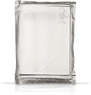 INKUTEN Papel De Azucar Para Reposteria Comestible - Para Imprimir Imagenes Con Tinta Comestible - 24