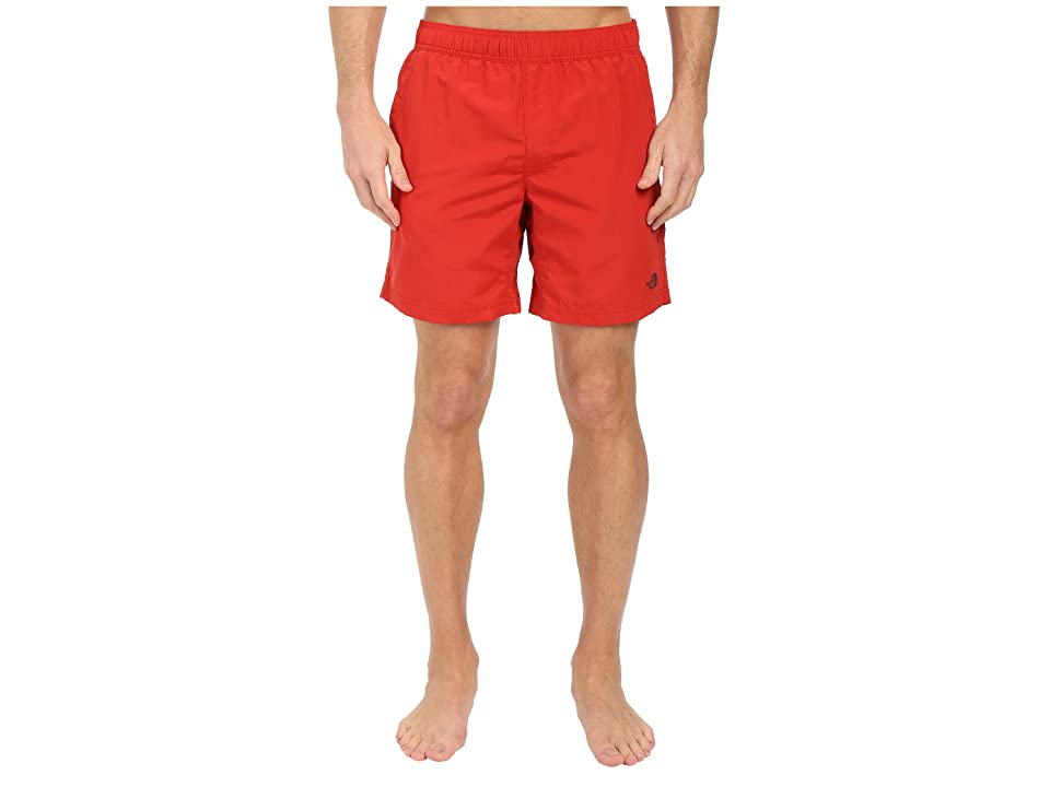 The North Face Pull-On Guide Trunks (Pompeian Red (Prior Season)) Men