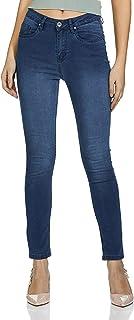 Amazon Brand - Symbol Women's Slim Fit Jeans